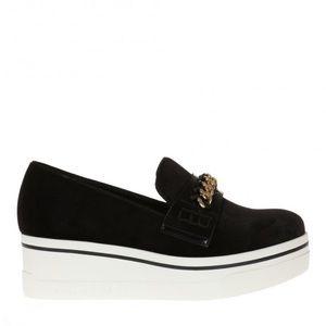 Stella McCartney Velvet Slip-on Sneaker 35